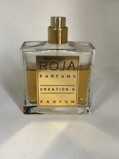 Roja CREATION-E Pour Femme Parfum Spray  50ml 75%FULL WITHOUT CAP AND BOX