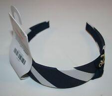 New Gymboree Cape Cod Cutie Line Nautical Navy Anchor Headband Accessory NWT