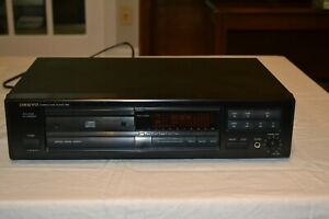 Onkyo R1 Compact Disc Player Model DX-702