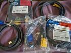 Lot of 5, Tripp Lite KVM Switch Cables  P776-010, P780-006