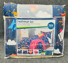Your Zone Girl Power Comforter Set