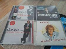 Howard Carpendale CD Sammlung Set SCHLAGER 6 CD's