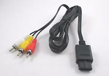 USA SELLER New NGC Gamecube Game Cube AV Cable RCA Composite Cable