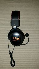 Hyperx Cloud ii  headset ( does not come with adapter. Headset and mic only)