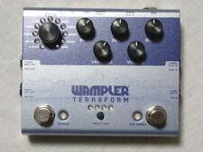Used Wampler Terraform Multi-Modulation Guitar Effects Pedal