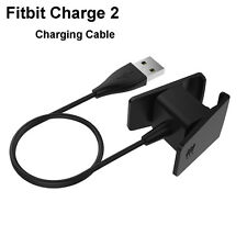USB Power Charging Cable Charger for Fitbit Charge2 Activity Tracker Wristband