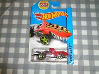 Hot wheels - HW City - 2014 - Sharkruiser.,52/250,long card,new,free p+p