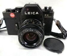 Leitz Leica R3 35mm Film SLR Camera  w/ 1:2.8/28 Lens Elmarit-R 3312926