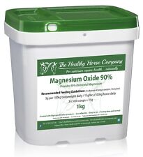 Magnesium Oxide 90% 1kg Tub (Nervous System, Good Health)