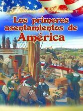Los Primeros Asentamientos de Estados Unidos by Linda Thompson (2013, Paperback)