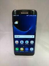 Samsung Galaxy S7 Edge 32GB Black Onyx Sprint Very Good Condition