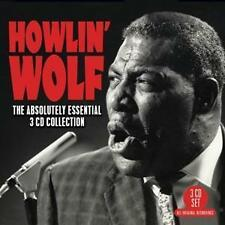 Howlin' Wolf-The Absolutely Essential 3 CD Collection CD / Box Set NEU