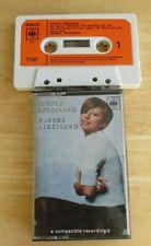 Barbra Streisand cassette Simply Streisand , 5 & 5 tracks cassette