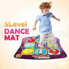 Kids Electronic Dancing Dance Playmat Music Zippy Touch Sensitive Mat Toys