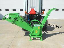 Drum Type Tractor Pto Palm Frondwood Chipper Peruzzo Tb1004diax12w Throat