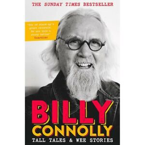 Billy Connolly: Tall Tales and Wee Stories (Paperback), Books, Brand New