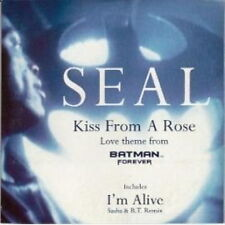 KISS FROM A ROSE - SEAL (CD SINGLE) Batman Forrever