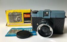 Vintage Original Diana film camera with box and Manual