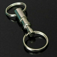 Pretty Key Rings Detachable Removable Pull Apart Quick O6J C7C0 Release Key N3E9