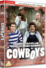 Cowboys: The Complete Series 1 DVD (2011) Colin Welland ***NEW***