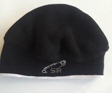 ea345d46843 Sonia Rykiel Toddler Girls Black Hat