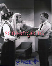 I Dream of Jeannie signed photo Bernard Fox (of Bewitched) TV rare excellent