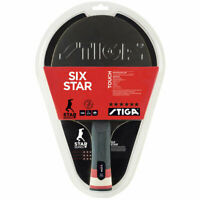 ONE Stiga 6 Star TOUCH Table Tennis Bat Ping Pong Racquet