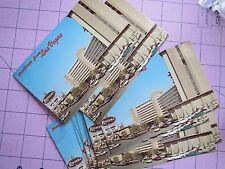 Vintage Lot of 12 1960's Riviera Hotel Casino Las Vegas Postcards Now Closed