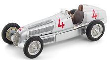 CMC M-104 Mercedes Benz W25 GP Monaco 1935 L.Fagiolo # 4 1:18 silber  NEU+OVP