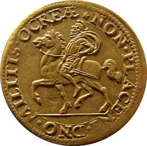 Spanish Netherlands Jeton 1576