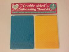 Card making Embossing Boards