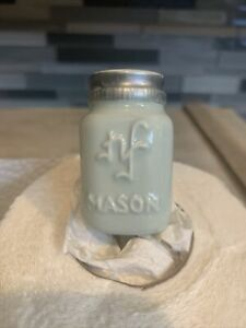 Nora Fleming Out of Stock You're A-Mason Jar Ceramic Mini New Without Tags