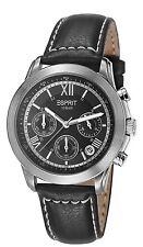 Esprit Doug Oriental Men's Chronograph Leather Strap Watch ES900751002  RRP £145