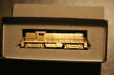 N Scale Brass ALCO RS-1 Diesel Locomotive