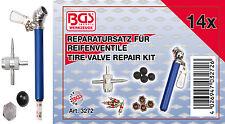 Reparatursatz Reifenventile 14-tlg. Reifen Ventile Reparatur Set