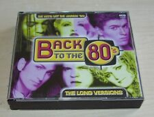 v/a BACK TO THE 80s The Long Versions 1 4CD Extended Mixes