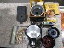 Flash Lot Vintage Camera equipment  (C7/201)