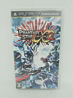 Sony PLAYSTATION Portable - Psp Phantasy Star 2 Infinity Sega Japan Ansehen