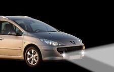 LED Tagfahrlicht Peugeot 307 Brak SW Kombi Zusatzleuchten NSW Tagfahrleuchten