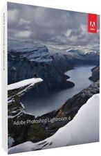 Adobe Photoshop Lightroom 6 Win/mac englisch