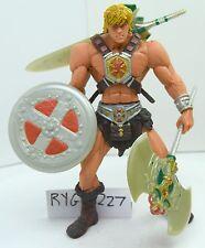 MOTU, He-Man, 200x, complete, figure, Masters of the Universe, 100%, original