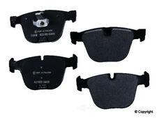 Disc Brake Pad Set-Textar Rear WD Express 520 09190 375