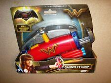 Mattel  Wonder Woman Gauntlet Grip justice League Boom co Nerf compatible. -New~