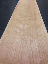 Cherry placage de bois-placage feuille - 3200mm x 250mm-bois véritable