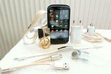 HTC Desire C NEU l 32GB I XXL EXTRAS GOLD l Android HSDPA  3,5Zoll l Mini Touch