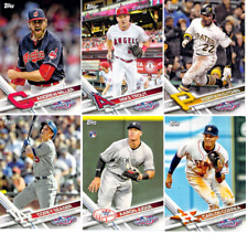 2017 Topps Opening Day Baseball - Base Set Cards - Pick From Card #'s 1-200