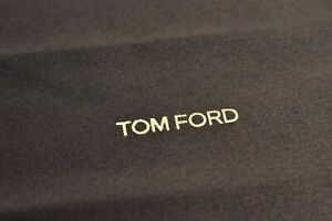 New Tom Ford Brown Microfiber Cleaning Cloth for Eyeglasses Sunglasses