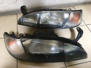 Toyota Paseo EL44 Cynos 1991-1994 Headlights (Used)
