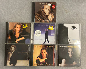 Michael Bolton (CD Lot of 7)
