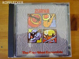 CD Zurna, The East-West Ensemble,  Yisrael Borchov, Tal Ashkenazy,  Album